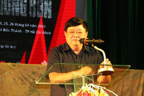 Tổng Giám đốc Đài Tiếng nói Việt Nam - Nguyễn Thế Kỷ chia sẻ về vở diễn